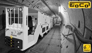 Clayton low cost tunnel LoCo locomotive