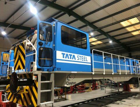 Hybrid Diesel Locomotive Tour